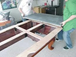 Pool table moves in Oneonta New York